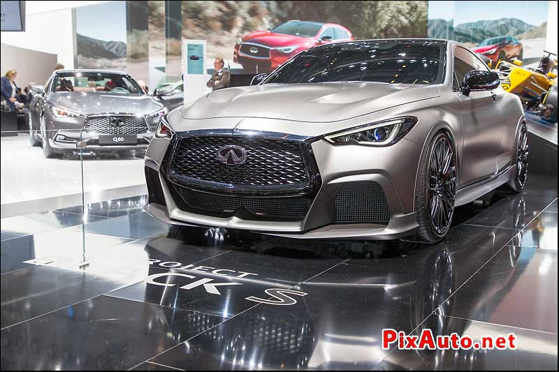 Salon-de-Geneve, Infiniti Project Black S