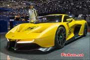 Salon-de-Geneve, Fittipaldi EF7 Vision Gran Turismo By Pininfarina