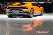Salon-de-Geneve 2017, Lamborghini Huracan Performante Arriere