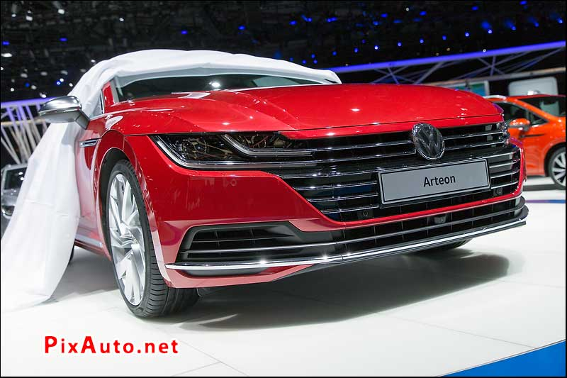 Salon-de-Geneve, VW Arteon