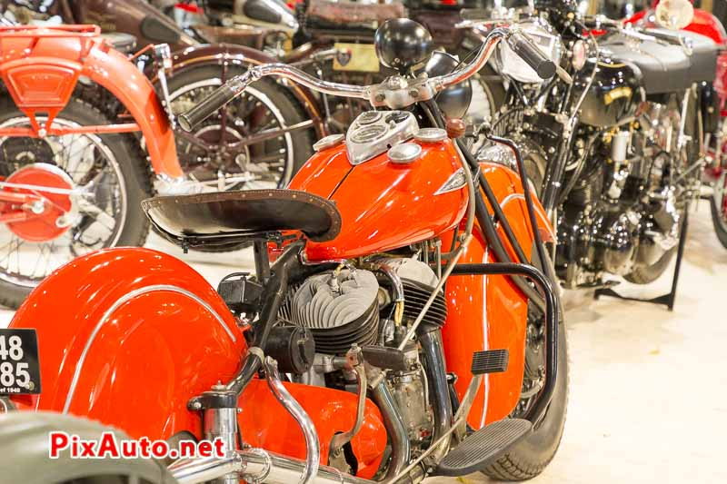 20e Salon-Moto-Legende, Indian Type Chief de 1940
