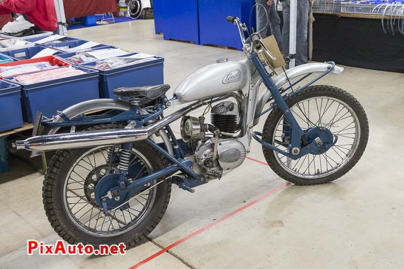 20e Salon-Moto-Legende, Moto de Trial Greeves 250cc