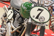 20e Salon-Moto-Legende, Scramler Triumph Y FCR Original