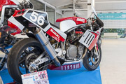 20e Salon-Moto-Legende, Suzuki 1100 GSX-R Harris #56