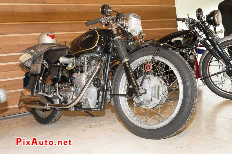 20e Salon-Moto-Legende, Velocette 500 Thruxton