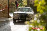 Tour-Auto-Optic-2000, Mustang dans Speciale Saint-Martin de Jussac