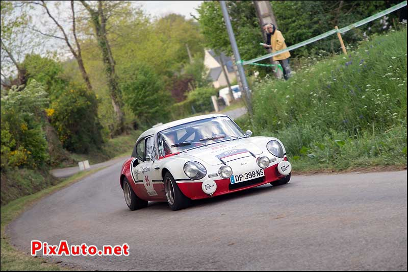 Tour-Auto-Optic-2000, Cg 1200 S #86 Speciale Rochefort-en-Terre/Pluherlin