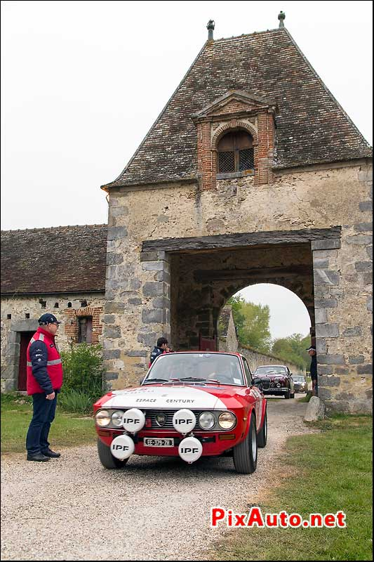 Tour-Auto-Optic-2000, Lancia Fulvia 1600 HF
