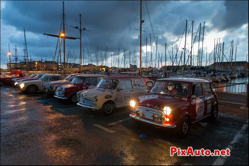 Tour-Auto-Optic-2000, Le 26e Tao Au Port De Saint Malo