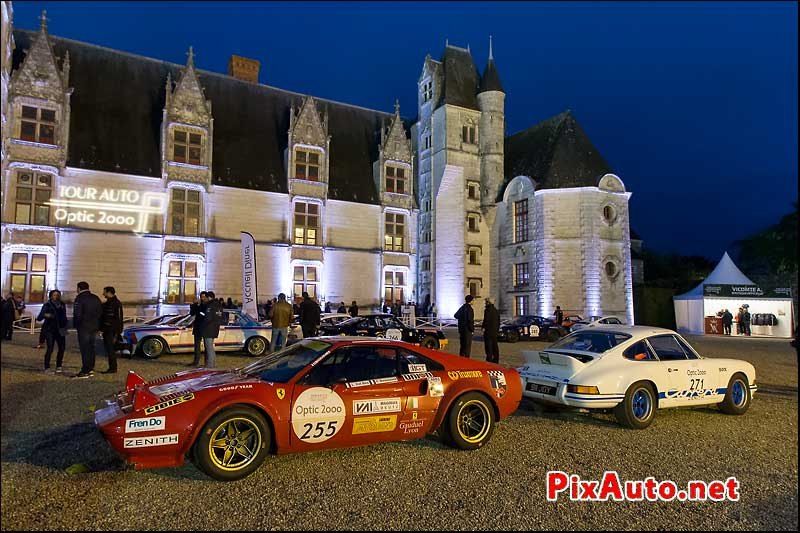 Tour-Auto-Optic-2000, Le Tao Au Chateau De Goulaine
