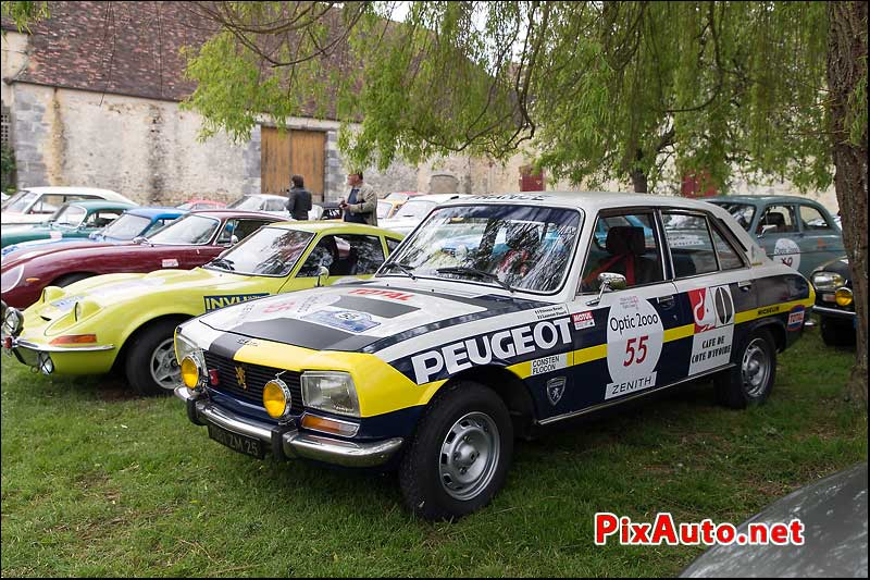 Tour-Auto-Optic-2000, Peugeot 504 #55