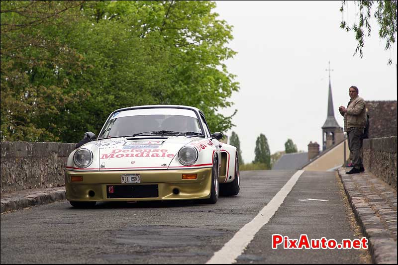 Tour-Auto-Optic-2000, Porsche 911 RS #267