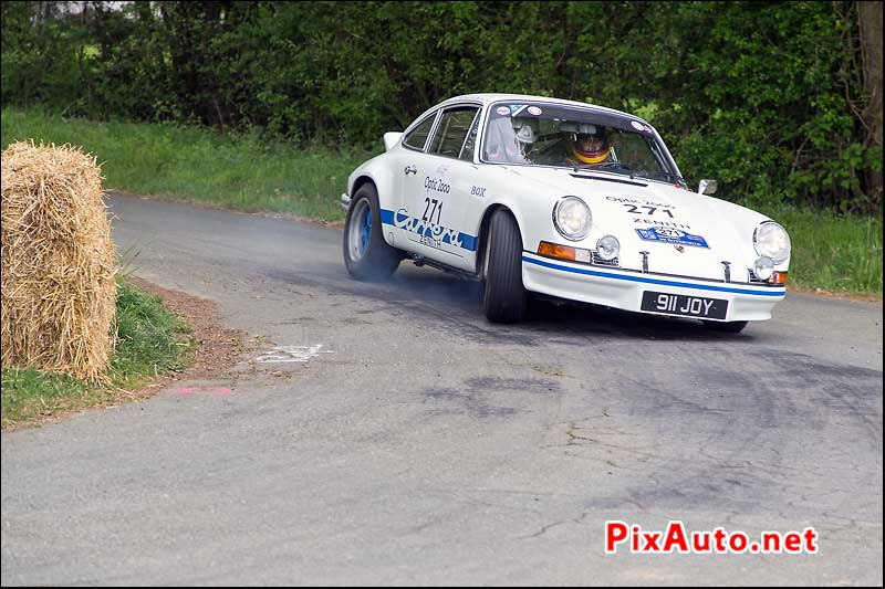 Tour-Auto-Optic-2000, Porsche 911 RS #271 en Speciale