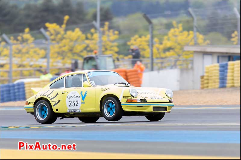 Tour-Auto-Optic-2000, Porsche 911 RSR #252, Circuit Bugatti