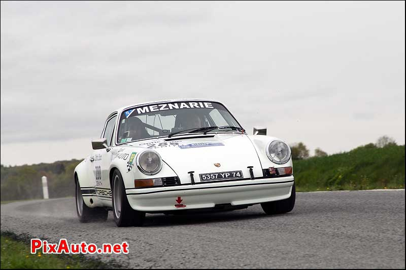 Tour-Auto-Optic-2000, Porsche 911 ST de 1972 #288