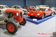 Artcurial Retromobile, Lamborghini tracteur DL25N et Miura SV