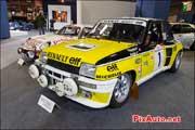 Vente Artcurial Retromobile, Renault 5 Turbo de Jean Ragnotti