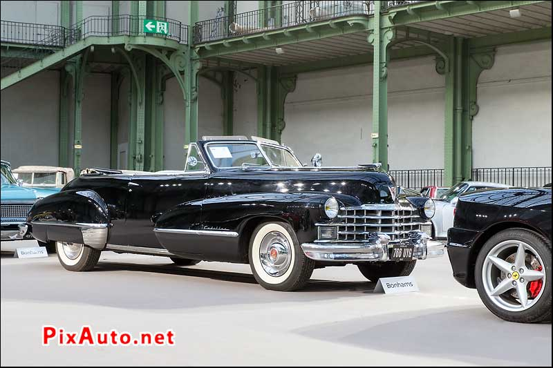 Bonhams au Grand Palais, Cadillac Series 62 Convertible