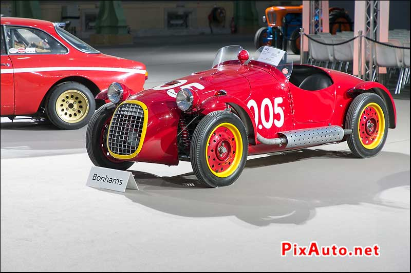 Bonhams au Grand Palais, Fiat Giannini 750 Sport