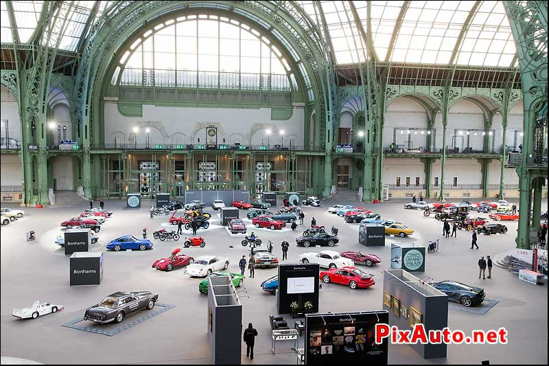 Bonhams, Grandes Marques du Monde Grand Palais
