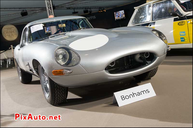 Bonhams au Grand Palais, Jaguar E-Type Semi-Lightweight