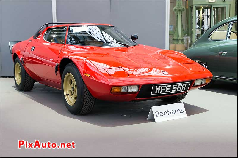 Bonhams au Grand Palais, Lancia Stratos