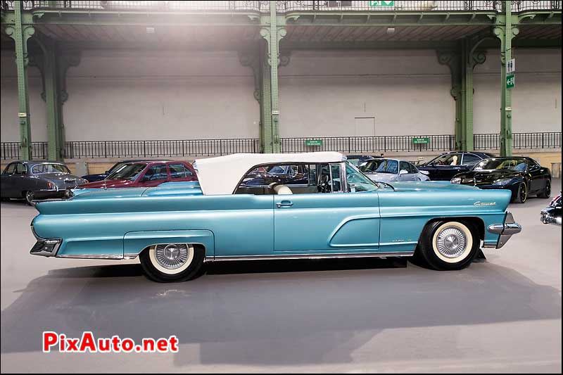 Bonhams au Grand Palais, Lincoln Continental Cabriolet