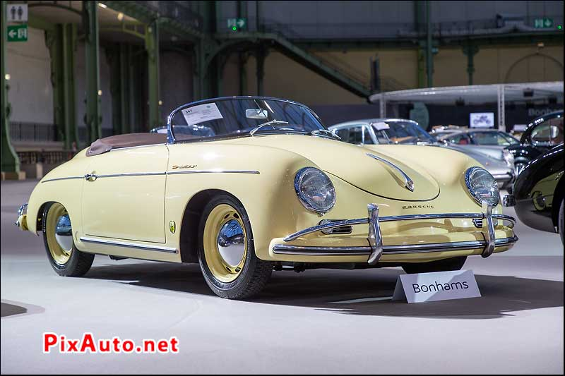 Bonhams, Porsche 356 1500 Super Speedster