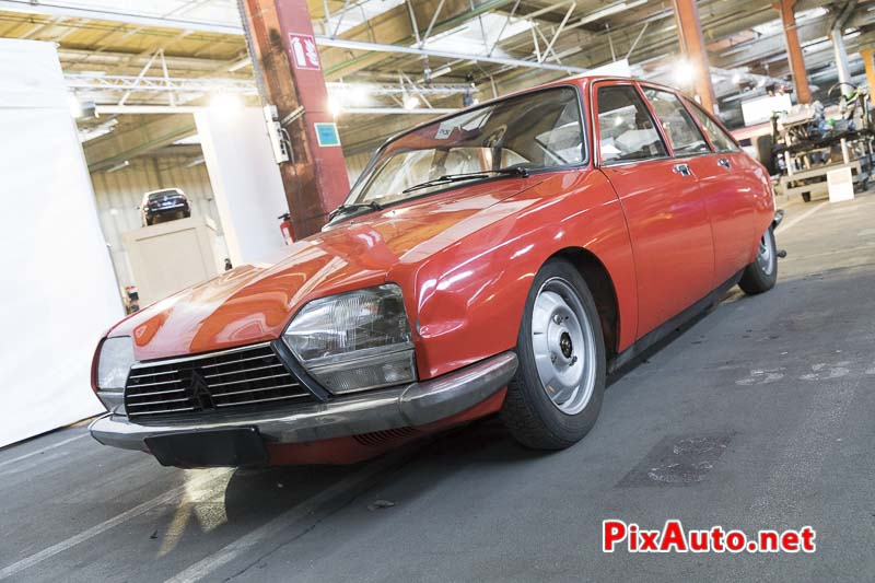 Vente Citroen-Heritage Leclere-Motorcars, Citroen Gspecial Phase 2 1977