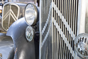 Vente Citroen-Heritage Leclere-Motorcars, Calandre Citroen Rosalie 10
