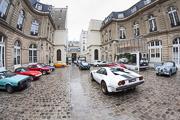Leclere-Motorcars-Drouot, expo vehicules cours mairie du 9e
