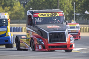 24 Heures Camions, Franck Conti, Volvo VNL