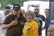 Autodrome Heritage Festival 2018, Igor Bietry et Christine Beckers
