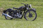 Autodrome Heritage Festival 2018, Moto anglaise, Velocette KSS