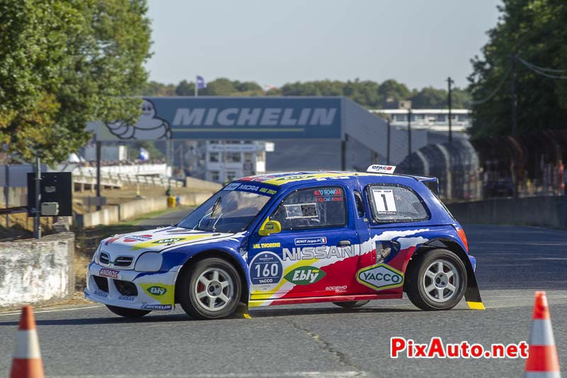 LGHA 2018, Nissan Micra Andros 1998