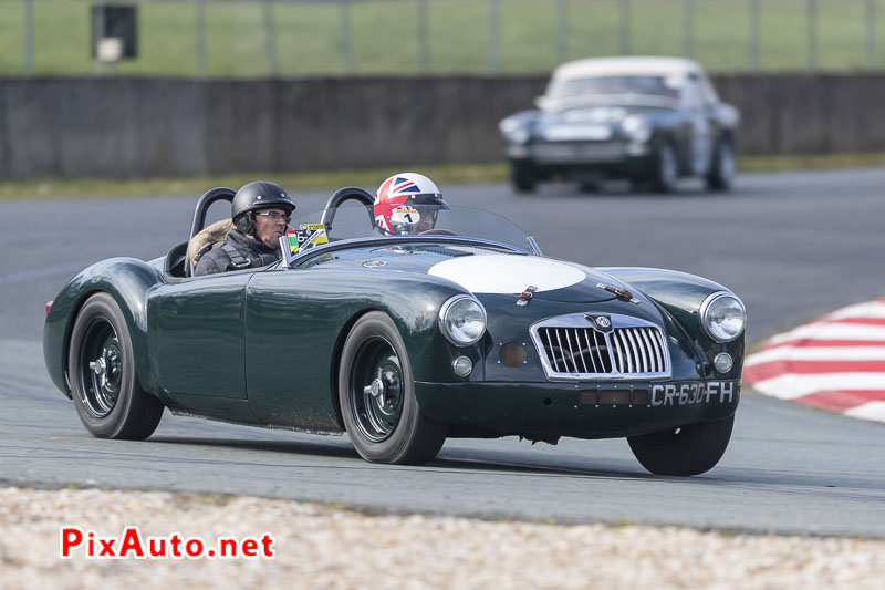 God-Save-The-Car, Roadster Mg