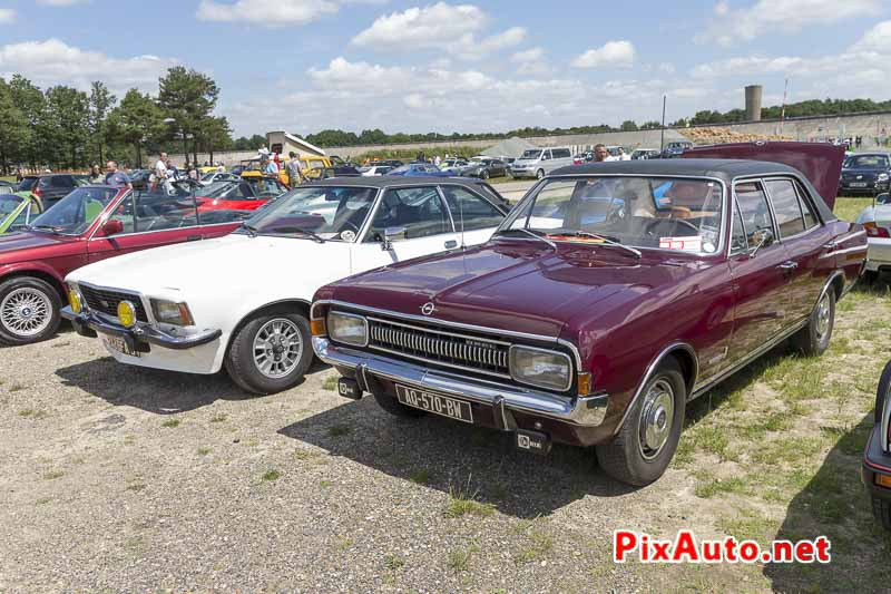 Wagen Fest, Opel Commodore