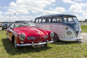 1re Wagen Fest, Vw  Karmann-ghia et Combi