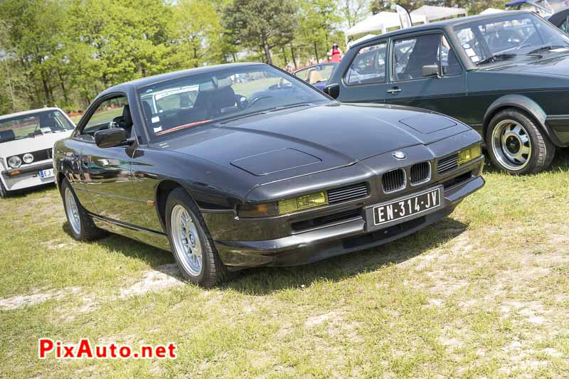 Youngtimers Festival, Coupe BMW 840 Ci