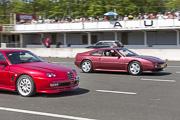 Youngtimers Festival, Run Alfa Romeo GTV contre Venturi 260