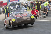 6e European Dragster ATD, Wheeling Karmann-ghia