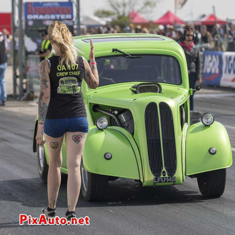6e European Dragster ATD, Placement Ford Pop Hill Garry