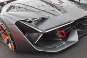 33e Festival-Automobile-International, Lamborghini Terzo Millennio concept car