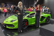 Paris Motor Show 2018, Lamborghini Aventador SVJ