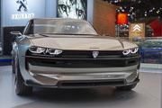 Paris Motor Show 2018, concept Peugeot E-Legend