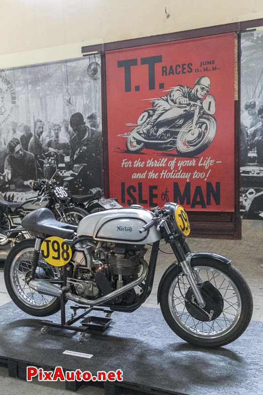 Musee Atelier Des Pionniers, Expo Tourist Trophy Isle of Man