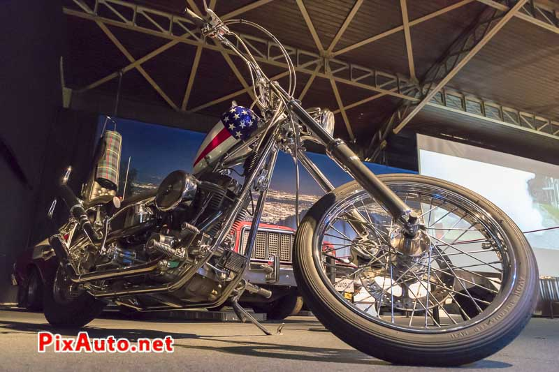 American-Dream-Cars-and-Bikes, chopper Harley-Davidson Easy Rider