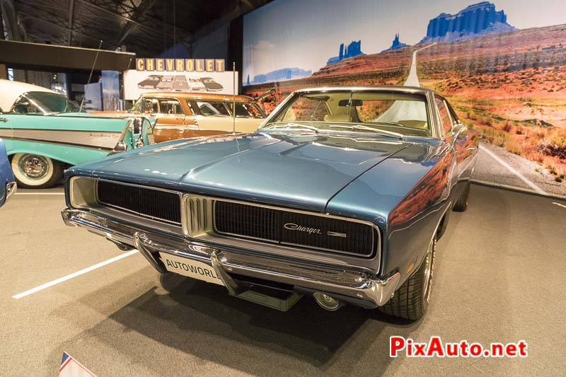American-Dream-Cars-and-Bikes, Dodge Charger de 1969