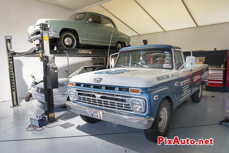 American-Dream-Cars-and-Bikes, Ford F250 Pick-up de 1966