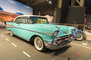 American-Dream-Cars-and-Bikes, Chevrolet Bel Air Sedan de 1957